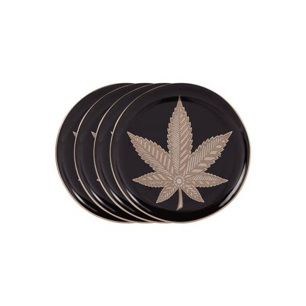 Hashish Coasters