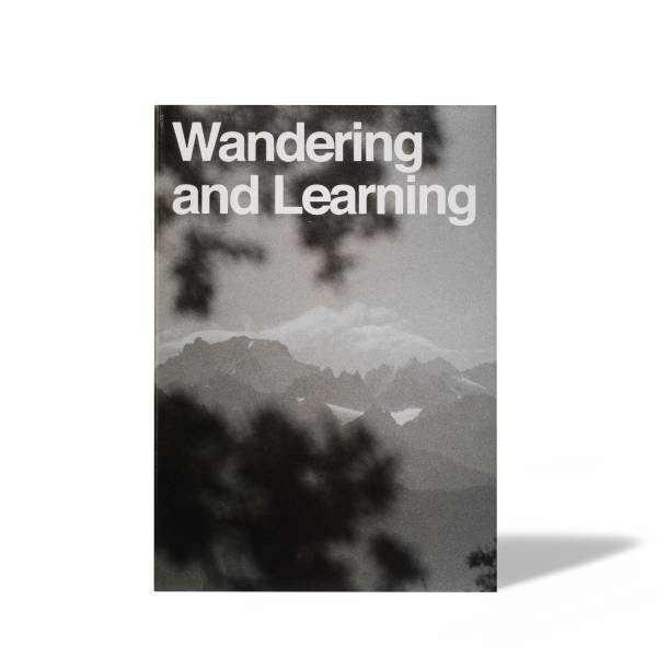Livre Wandering and Learning