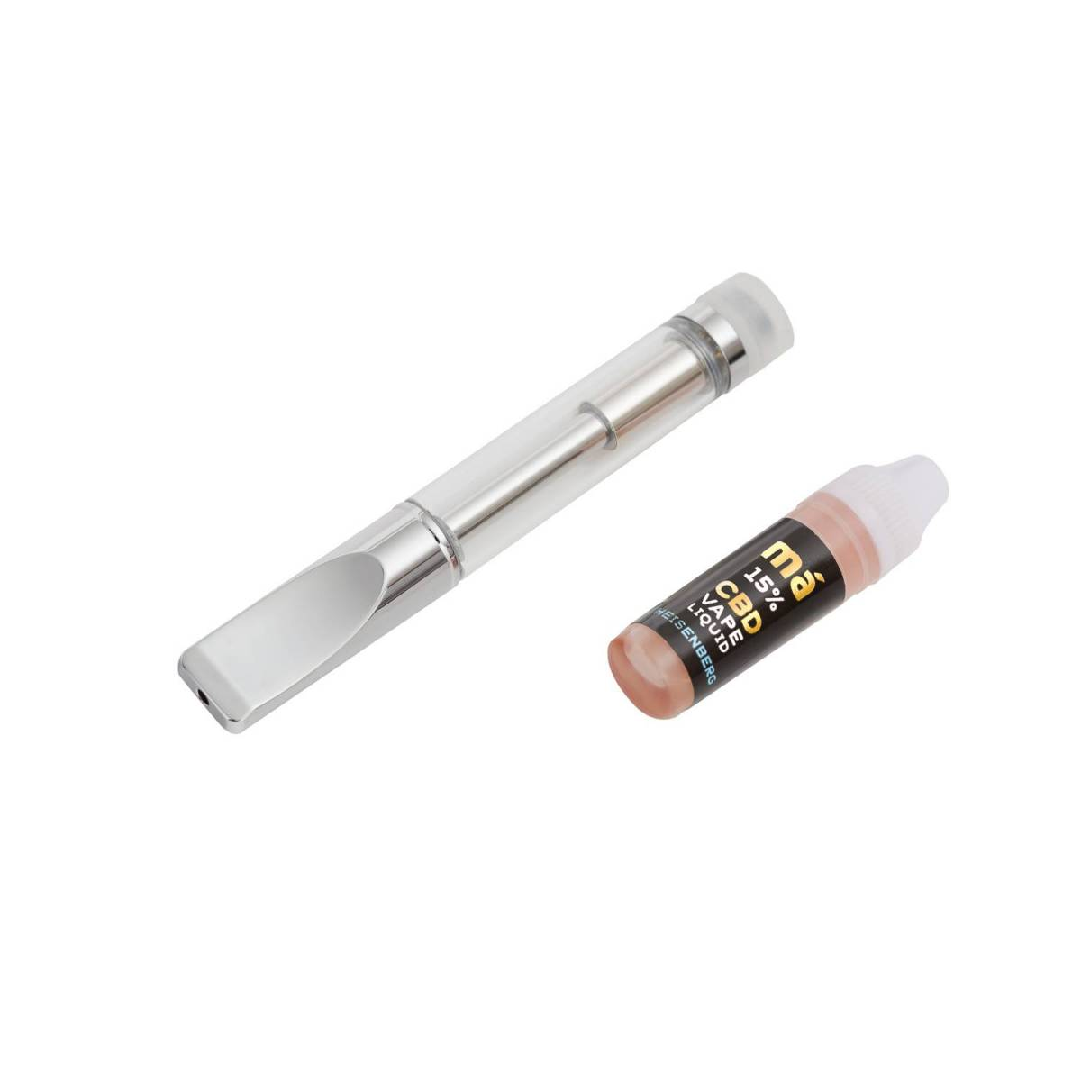 1ml Refillable Vapouriser Cartridge